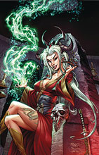 Image: Shang #1 (cover C - Royle) - Zenescope Entertainment Inc