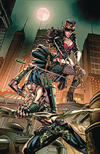 Image: Van Helsing vs. The League of Monsters #2 (cover A - Vitorino) - Zenescope Entertainment Inc