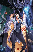 Image: Red Agent: Island of Dr. Moreau #3 (cover C - Royle) - Zenescope Entertainment Inc