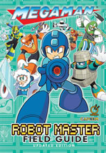 Image: Mega Man Robot Master Field Guide HC  (Updated edition) - Udon Entertainment Inc