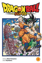 Image: Dragon Ball Super Vol. 08 GN  - Viz Media LLC