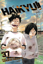 Image: Haikyu!! Vol. 37 GN  - Viz Media LLC