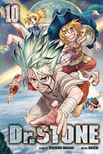 Image: Dr. Stone Vol. 10 SC  - Viz Media LLC
