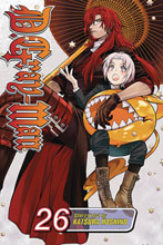 Image: D-Gray Man Vol. 26 GN  - Viz Media LLC