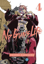 Image: No Guns Life Vol. 04 SC  - Viz Media LLC