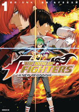 Image: King of Fighters: New Beginning Vol. 01 GN  - Seven Seas Entertainment LLC