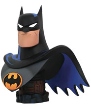 Image: Batman TAS Bust: Legends in 3D - Batman  (1/2 scale) - Diamond Select Toys LLC