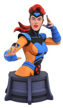 Image: Marvel Comic Animated Bust: Jean Grey  - Diamond Select Toys LLC