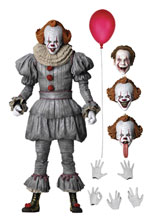 Image: It Chapter 2 [2019] Ultimate Action Figure: Pennywise  (7-inch) - Neca