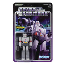Image: Transformers Reaction Figure: Megatron  - Super 7