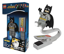 Image: DC Heroes USB Book Light: Lego Batman  - Santoki LLC