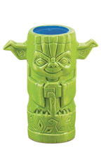 Image: Star Wars Ceramic Mug: Yoda  - Beeline Creative Inc.