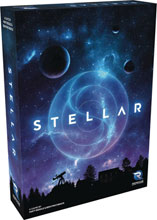 Image: Stellar Card Game  - Renegade Game Studio