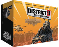 Image: District 9 Boardgame  - Weta Workshop Ltd