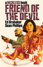 Image: Friend of the Devil: A Reckless Book HC  - Image Comics