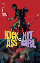 Image: Kick-Ass vs. Hit-Girl #5 (cover A - Romita Jr.) - Image Comics