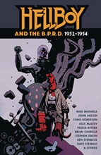 Image: Hellboy & the B.P.R.D.: 1952-1954 HC  - Dark Horse Comics