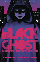 Image: Black Ghost SC  - Dark Horse Comics