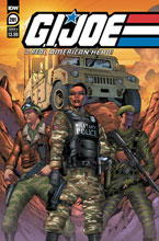 Image: G.I. Joe: A Real American Hero #281 (cover A - Andrew Griffith) - IDW Publishing