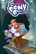 Image: My Little Pony: Friendship Is Magic - 2021 Annual  (cover A - Brianna Garcia) - IDW Publishing