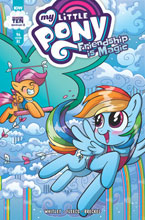 Image: My Little Pony: Friendship Is Magic #96 (incentive 1:10 cover - Mary Bellamy) - IDW Publishing