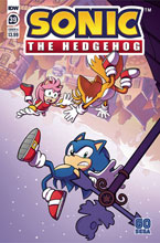 Image: Sonic the Hedgehog #39 (cover A - Abby Bulmer) - IDW Publishing