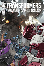 Image: Transformers #29 (cover B - Ej Su) - IDW Publishing
