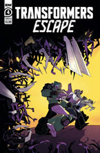 Image: Transformers Escape #4 (cover B - Herzplatter) - IDW Publishing