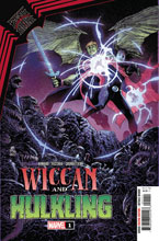 Image: King in Black: Wiccan and the Hulking #1 - Marvel Comics