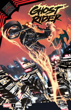 Image: King in Black: Ghost Rider #1 (variant cover - Parel) - Marvel Comics