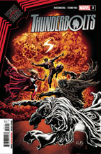 Image: King in Black: Thunderbolts #3 - Marvel Comics