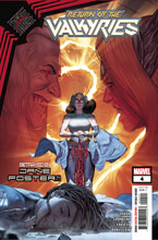 Image: King in Black: Return of Valkyries #4 - Marvel Comics