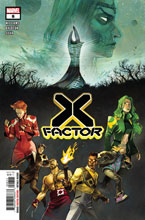 Image: X-Factor #8 - Marvel Comics