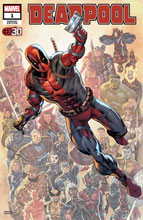 Image: Deadpool Nerdy 30 #1 (variant Deadpool 30th cover - Liefeld) - Marvel Comics