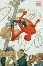 Image: Amazing Spider-Man #61 (incentive 1:25 cover - Tedesco) - Marvel Comics