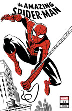 Image: Amazing Spider-Man #61 (variant Two-Tone: Spider-Man cover - Michael Cho) - Marvel Comics