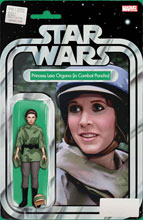 Image: Star Wars #12 (variant Action Figure cover - Christopher) - Marvel Comics
