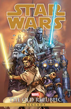 Image: Star Wars Legends of the Old Republic Omnibus Vol. 01 HC  (main cover - Ching) - Marvel Comics