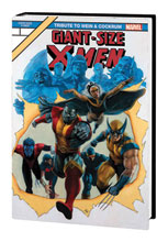 Image: Giant-Size X-Men Tribute: Wein Cockrum Gallery Edition HC  - Marvel Comics