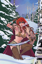 Image: Red Sonja #25 (incentive 1:15 cover - Anwar virgin) - Dynamite