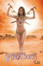 Image: Dejah Thoris: Winter's End One-Shot  (cover D - Neva Cosplay) - Dynamite