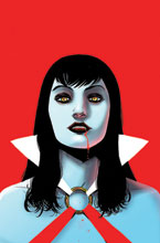 Image: Vampirella: The Dark Powers #4 (incentive 1:15 cover - Moss)  [2021] - Dynamite