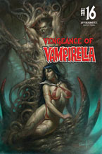 Image: Vengeance of Vampirella #16 (cover A - Parrillo) - Dynamite