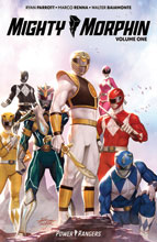 Image: Mighty Morphin Vol. 01 SC  - Boom! Studios