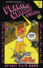 Image: Flaming Cerebus Comics One-Shot  - Aardvark Vanaheim