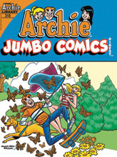 Image: Archie Jumbo Comics Digest #318 - Archie Comic Publications