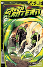 Image: Future State: Green Lantern #1 (DFE signed - Raney) - Dynamic Forces