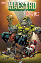 Image: Maetsro: War and Pax #2 (DFE signed - David) - Dynamic Forces