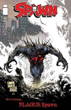 Image: Spawn #313 (variant cover - Plauge Spawn) (DFE signed - Capullo [Gold]) - Dynamic Forces