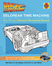 Image: Back to the Future: Delorean Time Machine User's Manual  - Insight Editions